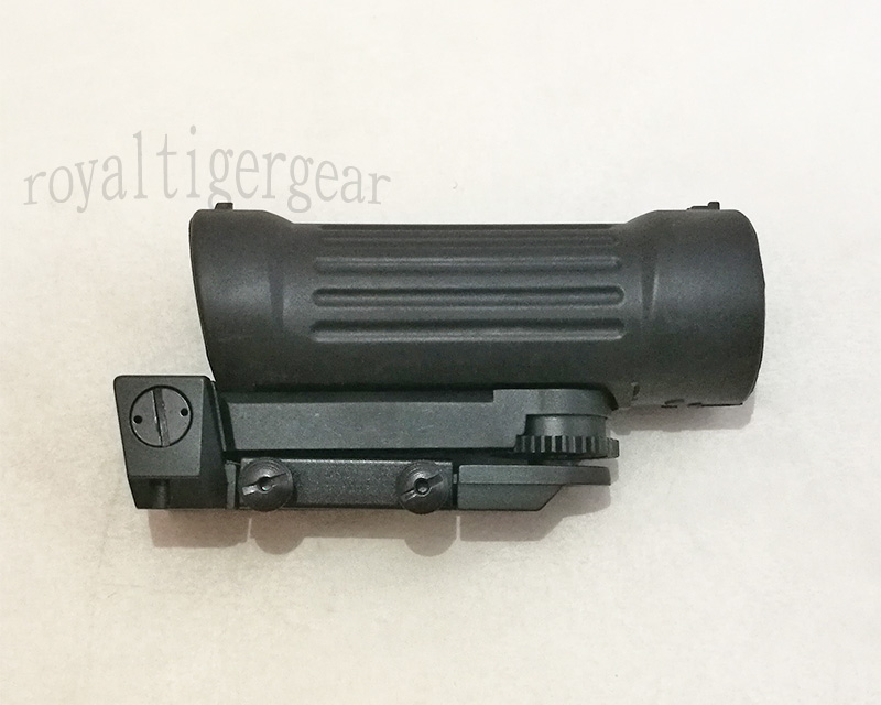 ELCAN style 4X Magnifier Tactical Scope - Black