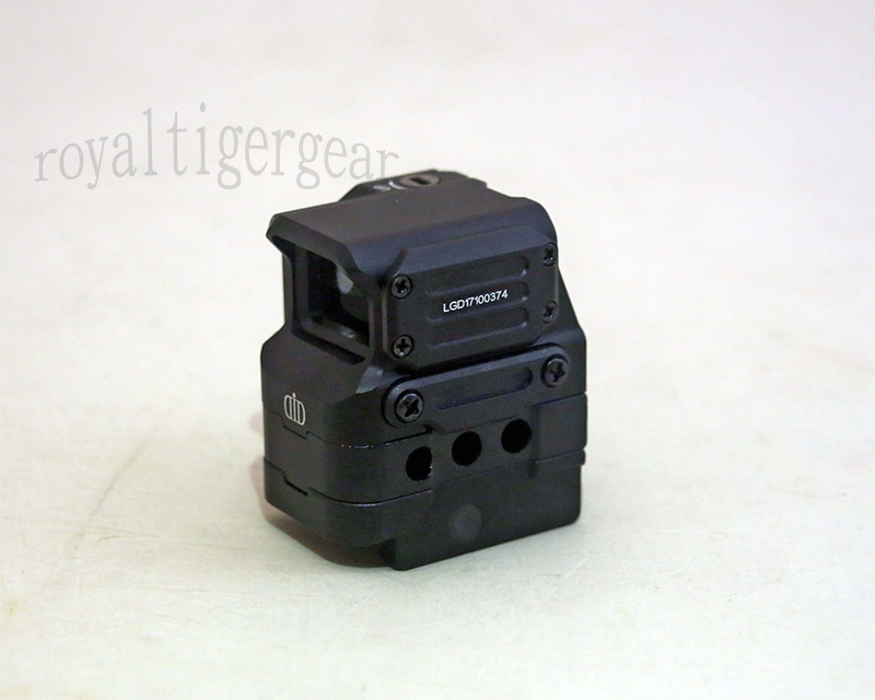 Di Optical FC1 Red Dot Holographic Sight w/ 2 Mounts - Black