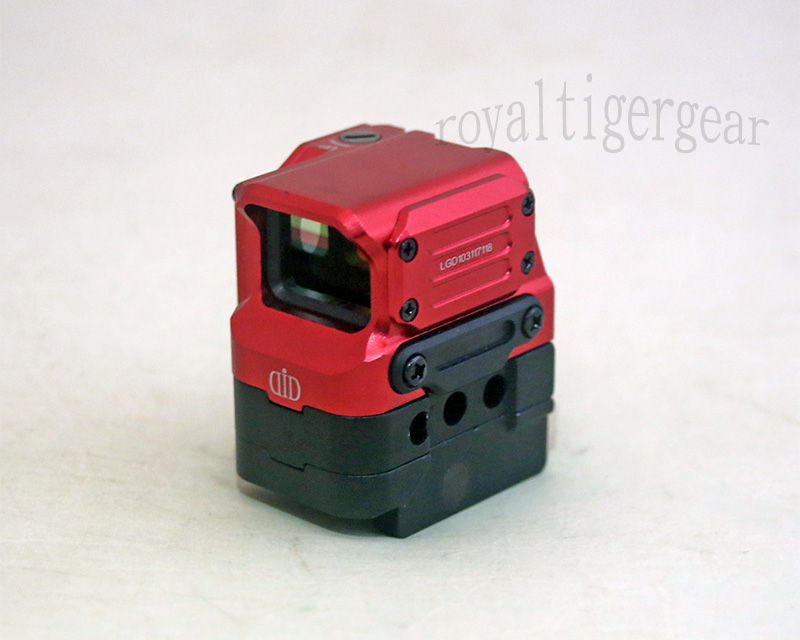 Di Optical FC1 Red Dot Holographic Sight w/ 2 Mounts - Red