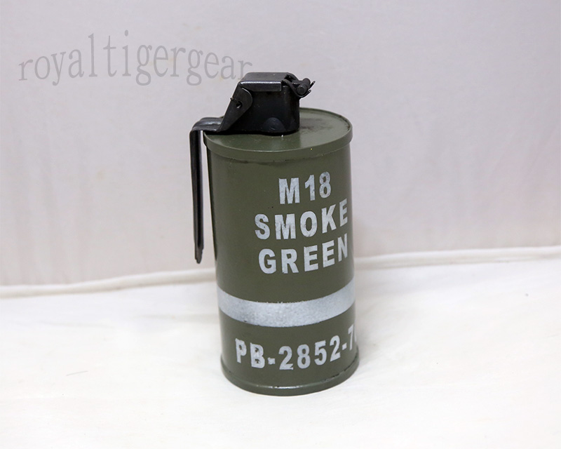 US M18 Dummy Smoke Grenade Model - Ver. Heavy - Green