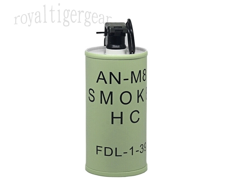 US AN-M8 M8 Dummy Smoke Grenade Model