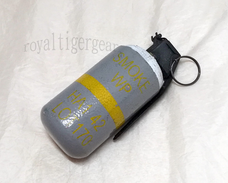 US M15 Dummy Smoke Grenade / Incendiary WP Model - Ver. Metal