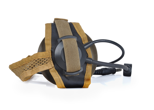 Z-TACTICAL zSelex TASC1 Field Headset - Tan